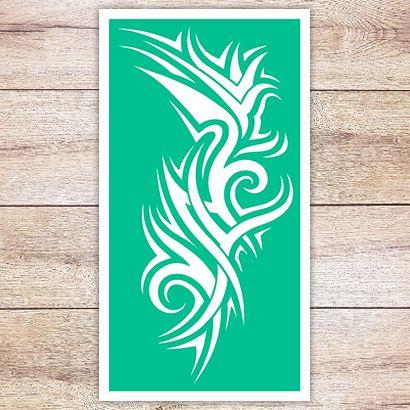 Трафарет 10. Кельтский