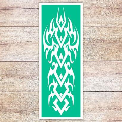 Трафарет 4. Кельтский