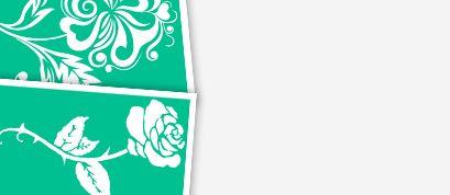Трафареты цветов для тату и мехенди